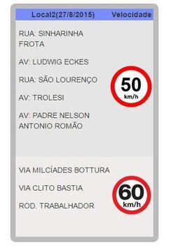 Radares Matão 2.0 apk screenshot