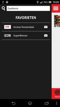 Access apk screenshot