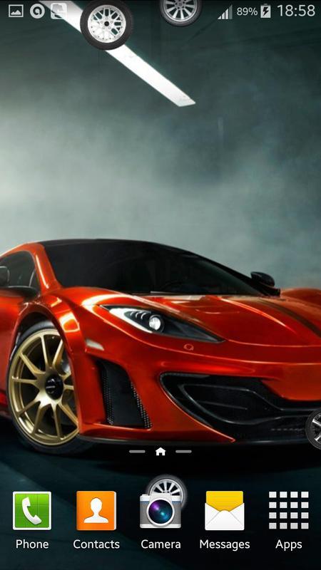 Cars Live Wallpaper APK Download - Free Personalization ...