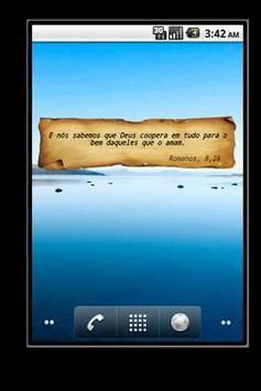 Bible Widget apk screenshot
