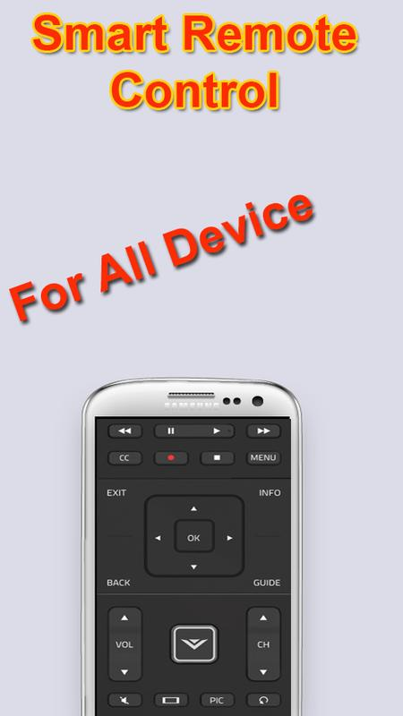 service remote control apk