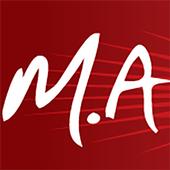 M.A Distribution icon