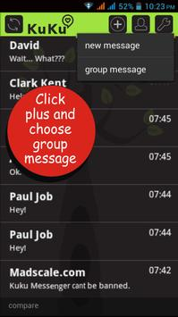 Any Email Messenger with Sched apk screenshot