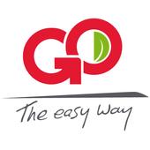 "GO ""The easy way"" icon"