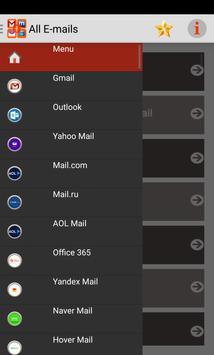 All Emails Access apk screenshot