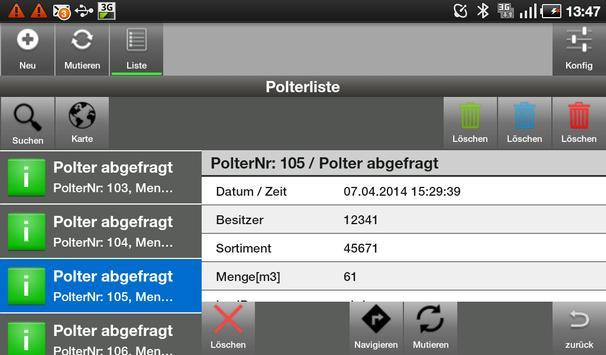 PolXess apk screenshot