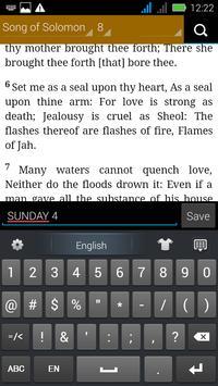 The New English Bible apk screenshot