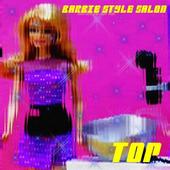 Guide Barbie style salon icon