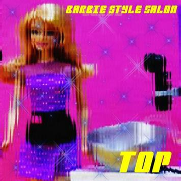 Guide Barbie style salon poster