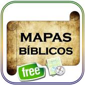 Mapas Bíblicos Génesis Free icon