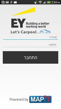 EYCarpool poster