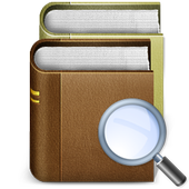 Find valuable books here icon