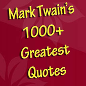 Mark Twain's Greatest Quotes icon