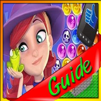 GuidePlay Bubble Witch 2 cheat poster