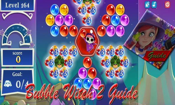 GuidePlay Bubble Witch 2 cheat apk screenshot