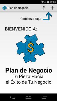 Plan de Negocio poster