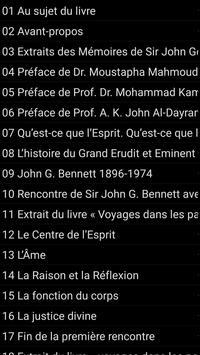 Les Origines Des Eaux apk screenshot
