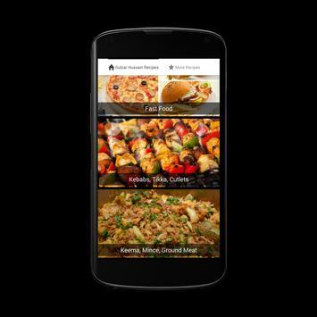 Chef Gulzar Recipes in Urdu apk screenshot