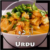 Curry Recipes in Urdu icon