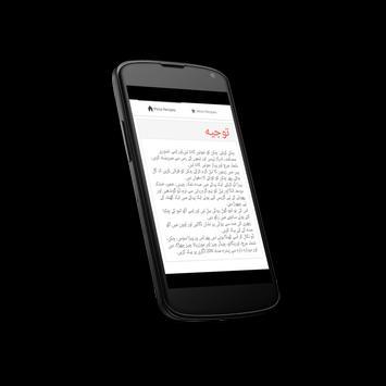 Pizza Recipes in Urdu apk screenshot