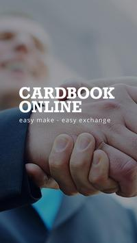 CardBook Online poster