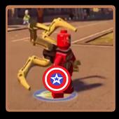 Tips Lego Marvel Superhero New icon