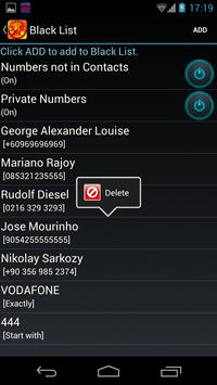 Spam SMS Blocker apk screenshot