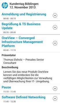 MCTS Customer Day 2013 apk screenshot