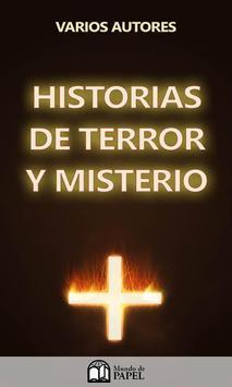 LIBRO TERROR Y MISTERIO poster