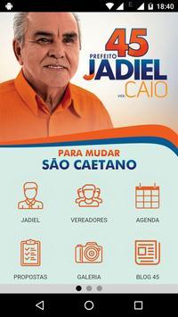Jadiel 45 poster