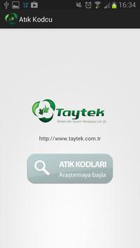 Atık Kodcu poster