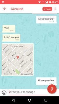 Bridgefy - Offline Messaging apk screenshot