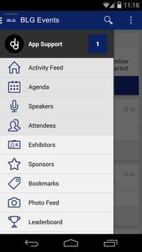 BLG Events apk screenshot