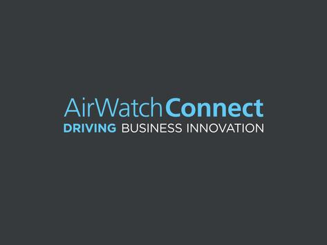 AirWatch Connect MWC 2015 poster