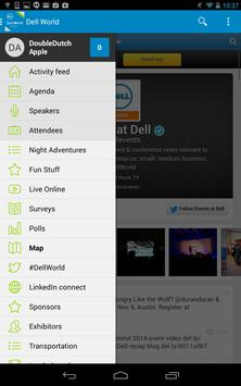 Dell World - Main Track apk screenshot