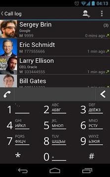 Dialer One – free smart dialer poster