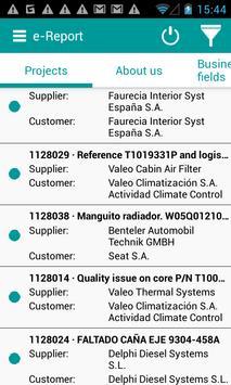 Formel D e-Report poster