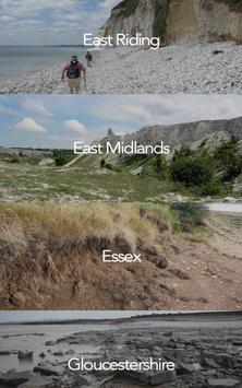 UK Fossils apk screenshot