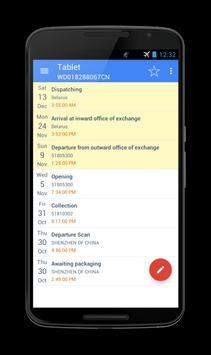 WeDo Express Auto Tracking apk screenshot