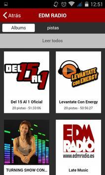 EDM Radio Oficial apk screenshot