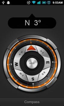 Simply Compass apk screenshot