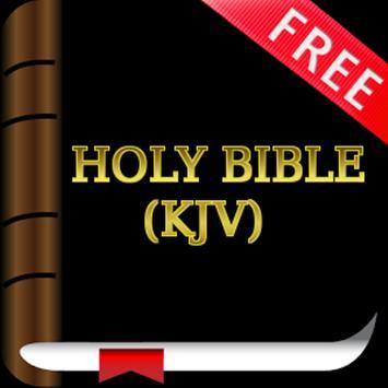 Bible KJV (English) poster