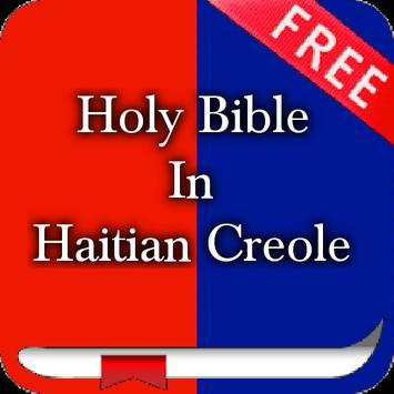 Bible HCV, Haitian Creole poster
