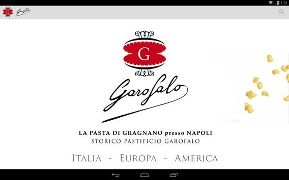 Garofalo Catalogo Prodotti poster
