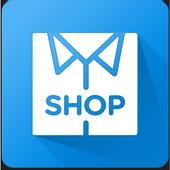 리:화이트 Shop+ icon