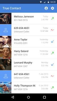 True Contact - Real Caller ID apk screenshot