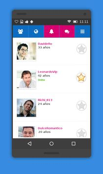 TuyMe chat gratis apk screenshot