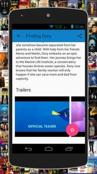 Synopsis Movies (Review Movie) apk screenshot