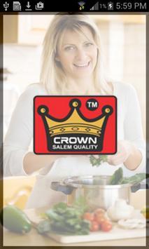 Crown Metal poster