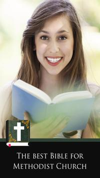 Methodist Bible poster